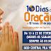10 dias de Jejum e Oração