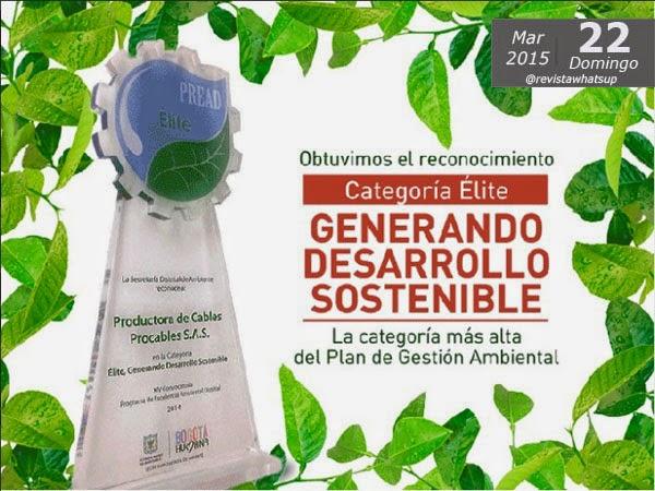 Procables-reconocida-pread-empresa-amigable- medio-ambiente