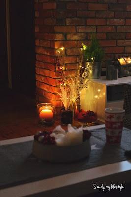 takie świecące gałązki idealne na święta