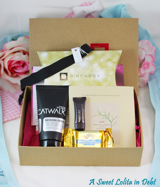 Birchbox, Birchbox February, Birchbox February Make Up