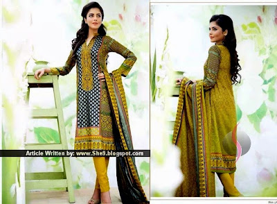 Ittehad Trendsetter Swiss/Rangoli/Cool Breeze Summer 2015 Collection