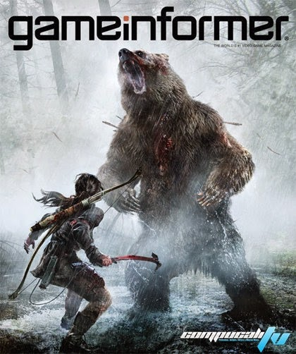 Rise of the Tomb Raider Trailer e Imagenes