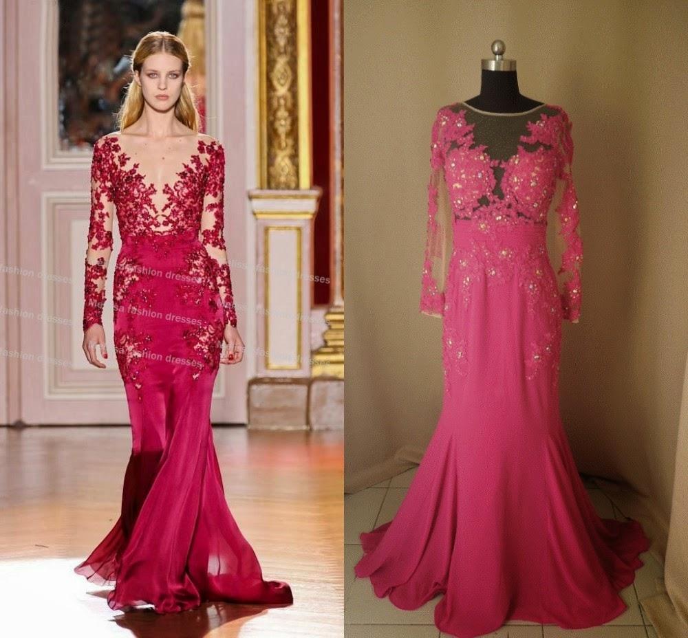 modelo de vestido longo com tule rosa - fotos e modelos