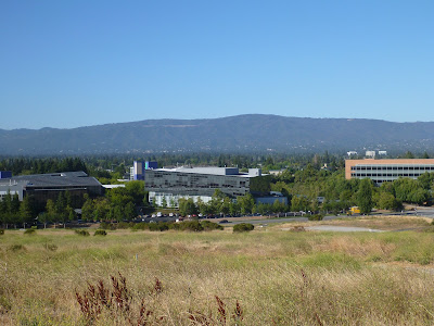 View of Google Campus Looking South from Vista Slope