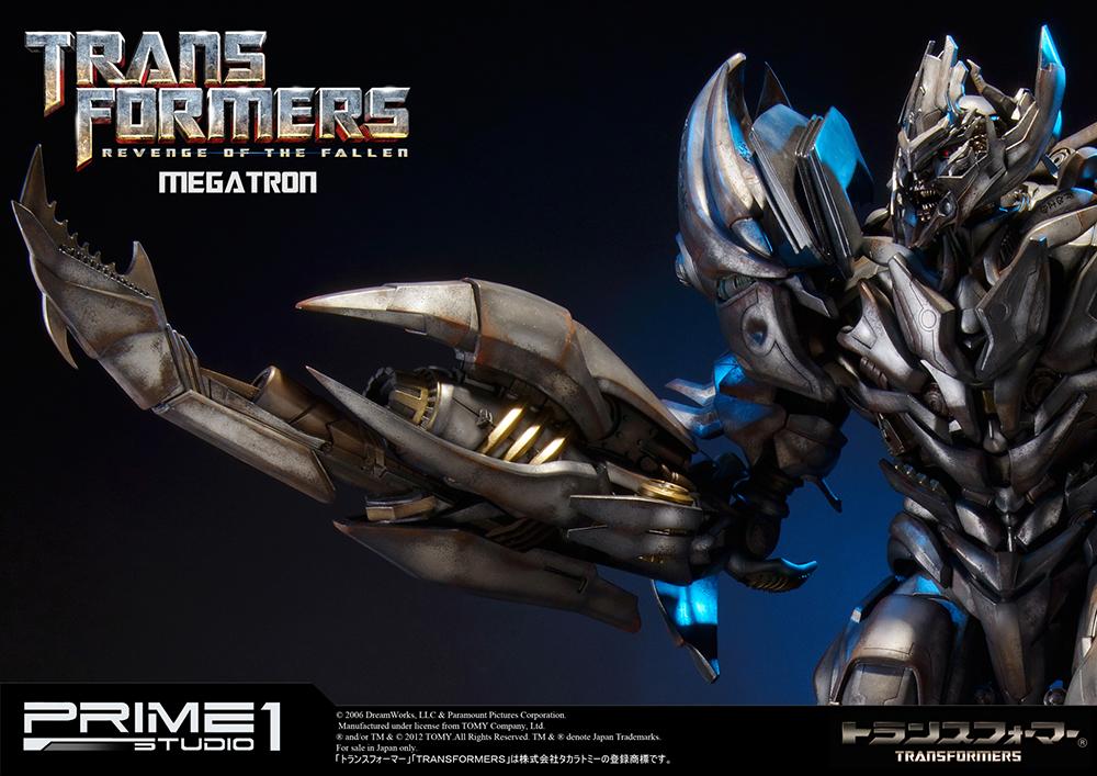 [Prime1Studio] Transformers: Revenge of The Fallen: Megatron Polystone Statue 1363962944_15