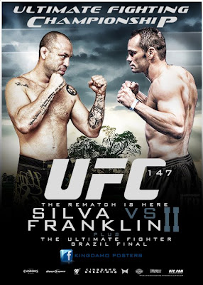 Watch UFC 147: Silva vs. Franklin II Hollywood Movie Online | UFC 147: Silva vs. Franklin II Hollywood Movie Poster