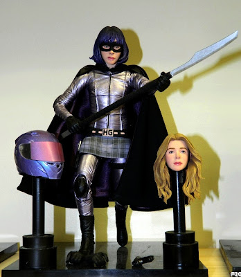 NECA Kick-Ass Hit-Girl Figure