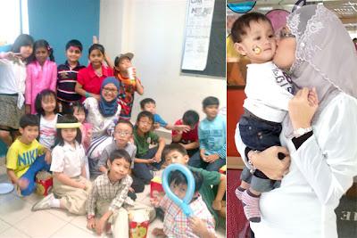 Akma, Kini, Cikgu, Sekolah, Mengandung, 4, Bulan, Artis Malaysia, Hiburan, Malaysia