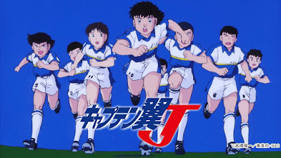 TAG: I Love Animes!  Capitan Tsubasa