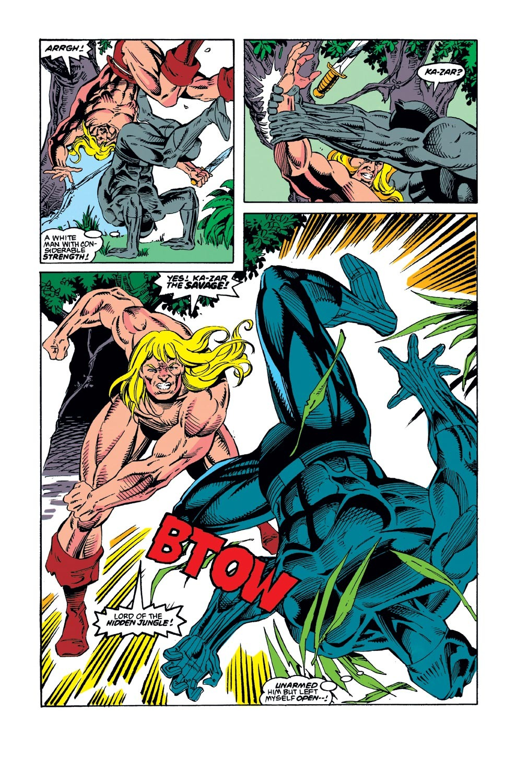 Captain America (1968) Issue #415 #364 - English 12