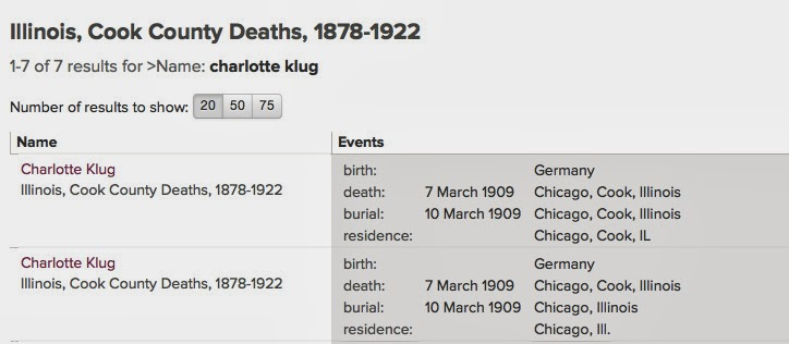 chicagogenealogy: research insights from study and serendipity: why ...