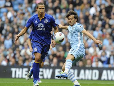 Manchester City 2 - 0 Everton (1)