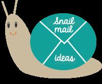 I love snail mail.