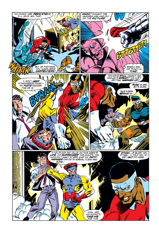 Captain America (1968) Issue #374 #307 - English 22