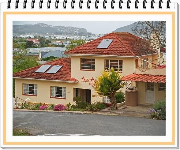 AestAs B&B Zuid-Afrika