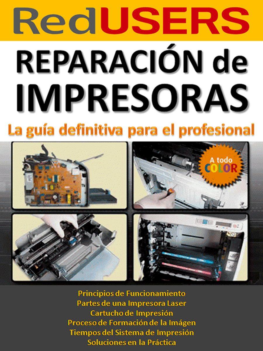 Manuales en Pdf para la Reparación Mantenimiento Impresoras Laser/ Inkjet