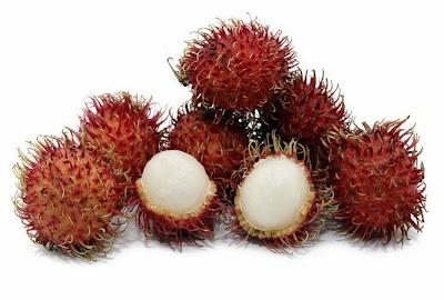 Kandungan Nutrisi Buah Rambutan