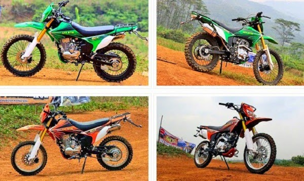 KTM Power Trek GTX 150 Otomotif Info