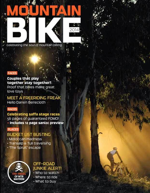 Boutique Bike Shop - Published in May 2014 Mountain Bike Magazine