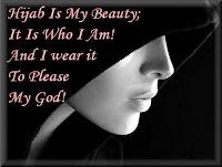Hijab .