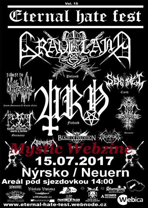 Eternal Hate Fest vol.15.