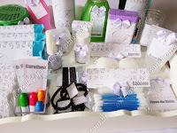 kit toalete para casamentos
