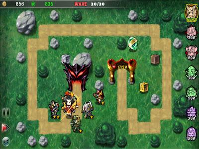 Fantasy Defense HD - อย่างกับผู้กล้ารุมบอส