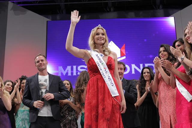 Miss Mondo Italy Italy World 2013 Sarah Baderna