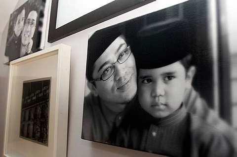 Image result for rizalman dan keluarga