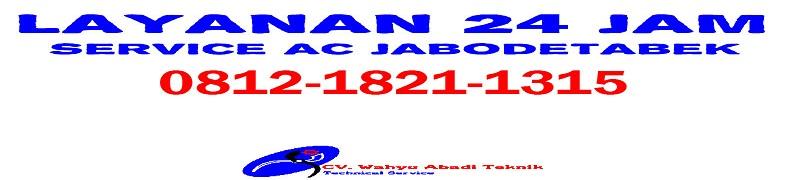 Jasa Service AC Jabodetabek