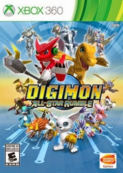 Digimon All-Star Rumble – XBox 360