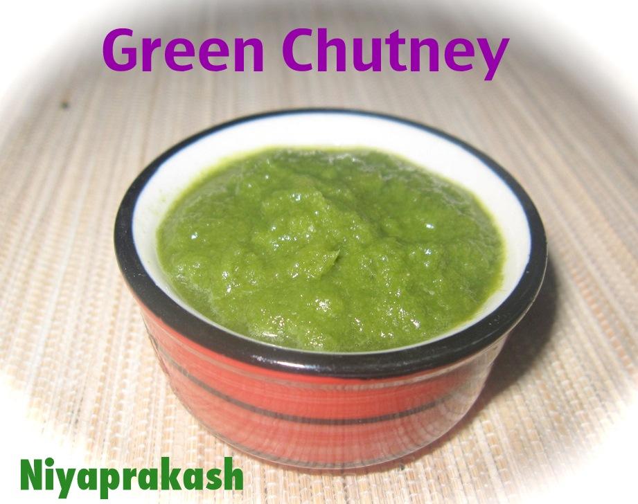 Niya's World: Green Chutney ( for Samosa, Dhokla, Khandvi ...  Samosa