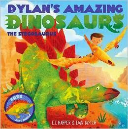 Dylan's Amazing Dinosaur: The Stegosaurus