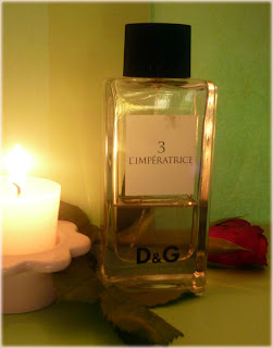 D&G No.3 L'Imperatrice Perfume