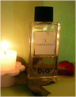 D&G No.3 L'Imperatrice Perfume