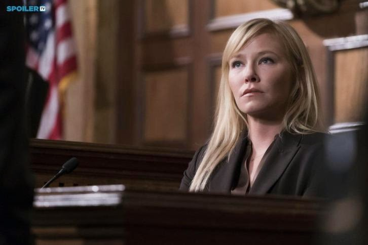 """Law and Order Special Victims Unit - Forgiving Rollins - Review """" Expect the things you can not change"""""""