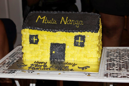 MWAKA WA MBUTA  NANGA 2013 AT MY LONDON BLESSING HOME'