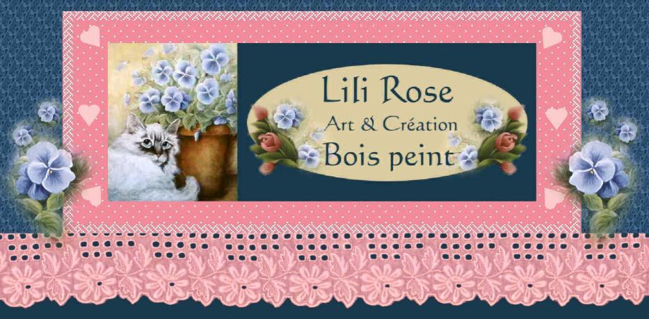 Lili Rose Art & Création