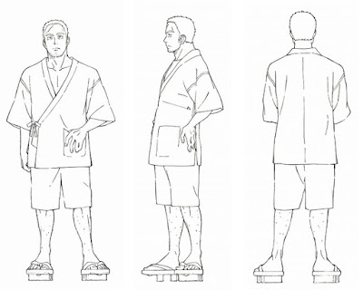 Desain Karakter Untuk Anime 'Dagashi Kashi' Diungkapkan