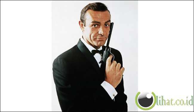 Aktor James Bond Yang Terbaik Sepanjang Masa