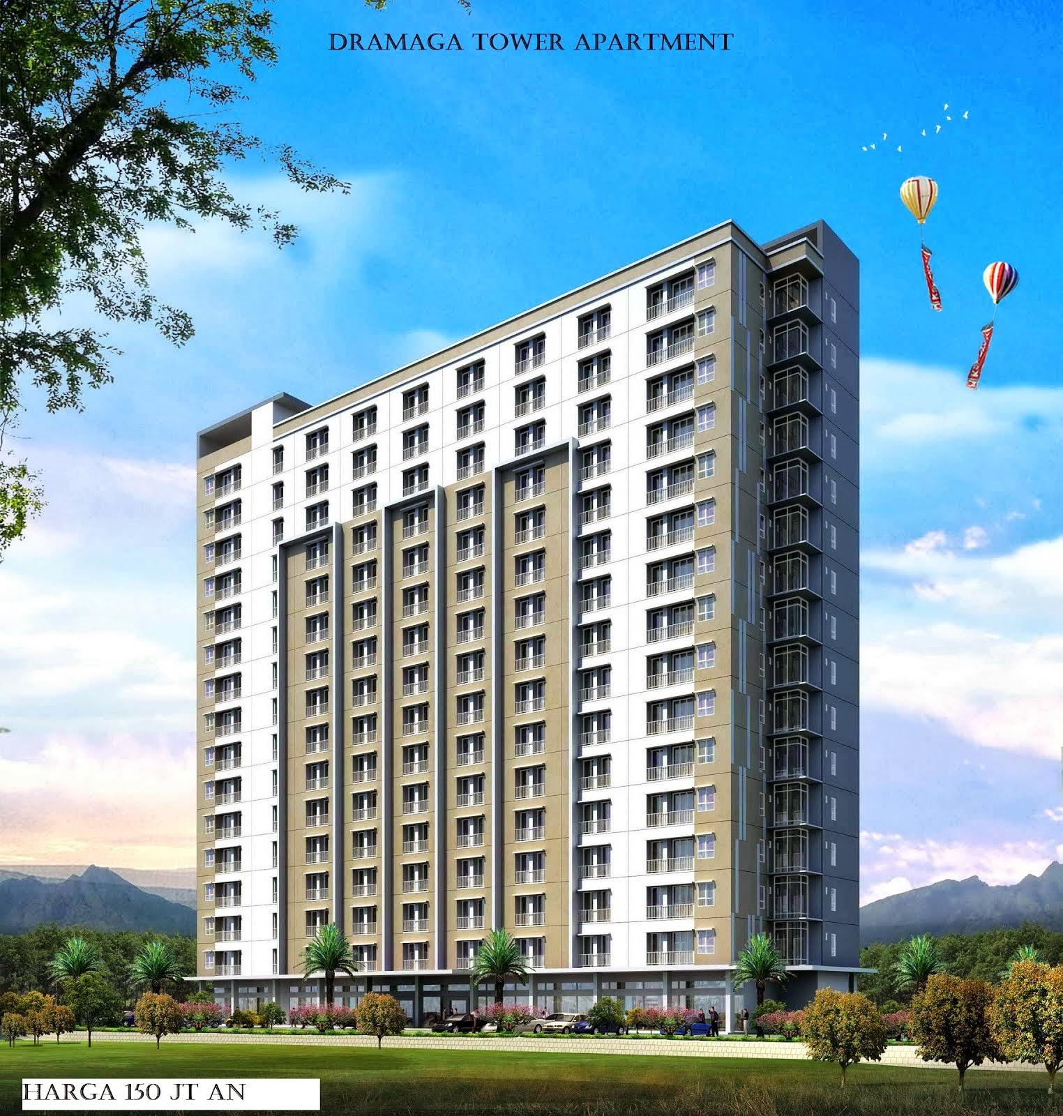 Dramaga Tower Apartment