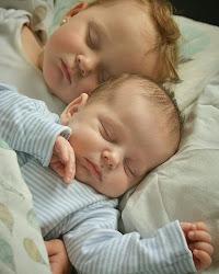 Moje największe miłości wnuki :)