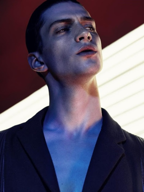 Matthew Bell by Robbie Fimmano for 10 Men