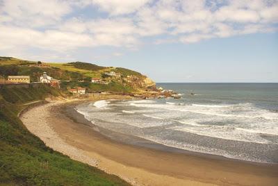 Castrillón, playa de Arnao