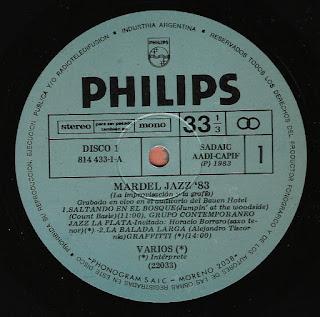 Mardel Jazz 83' (1983)