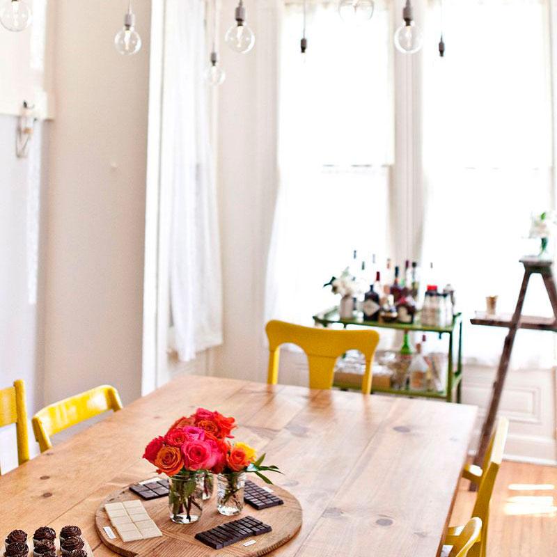 toque de amarillo en tu hogar