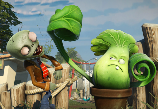 Plants vs Zombies Garden Warfare for Xbox