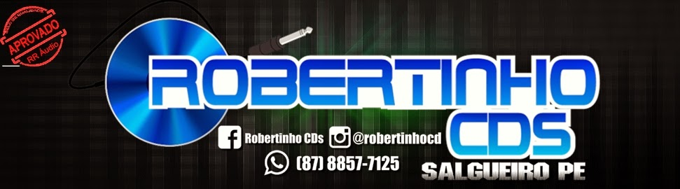 ROBERTINHO CD`s