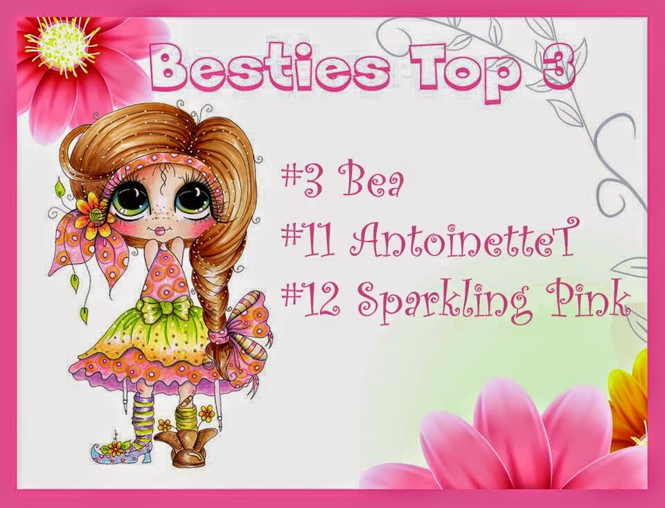 In top 3 bij My Besties # 22
