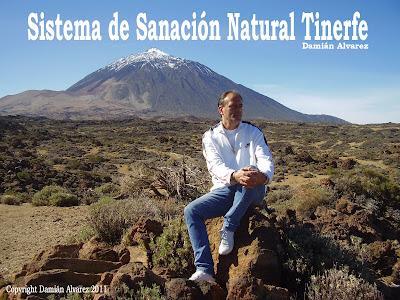 Sistema de Sanación Natural Tinerfe